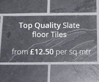 Top Quality Slate Floor Tiles