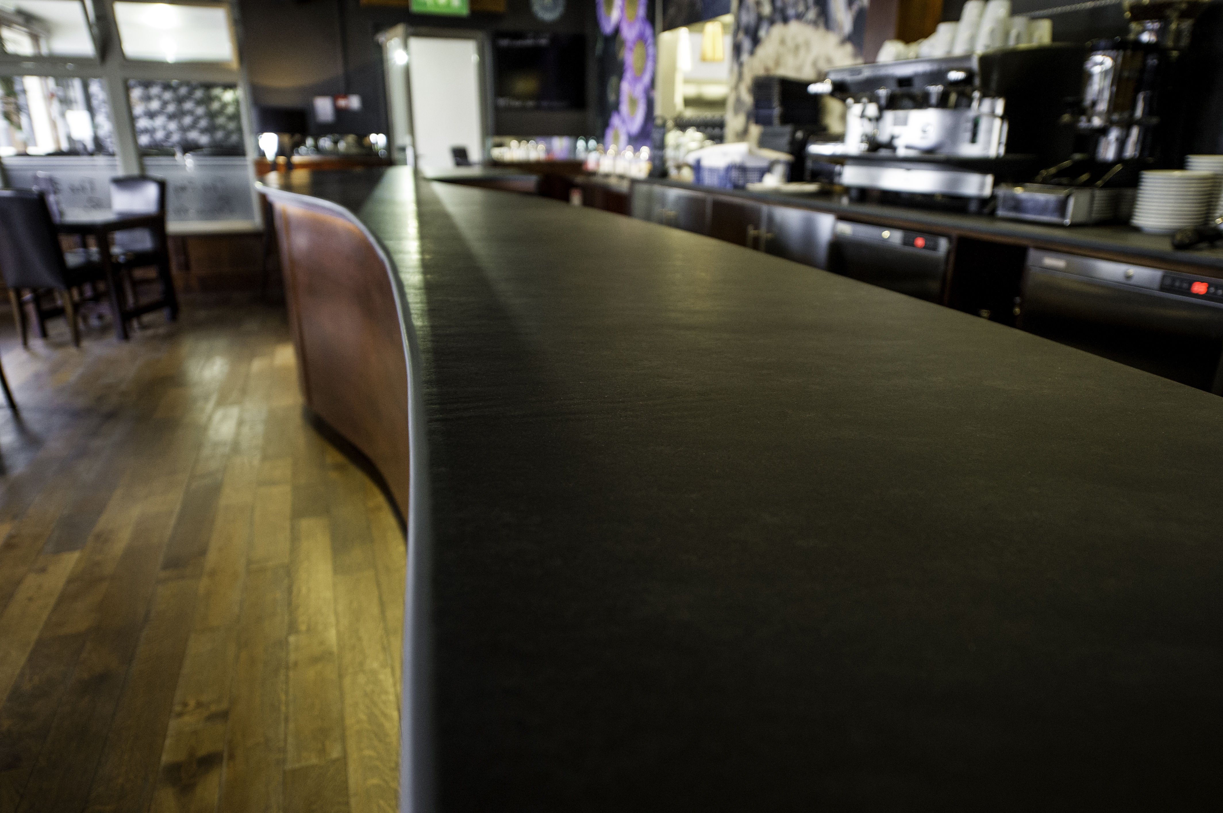 Commercial bar flooring gurus floor for Commercial bar flooring