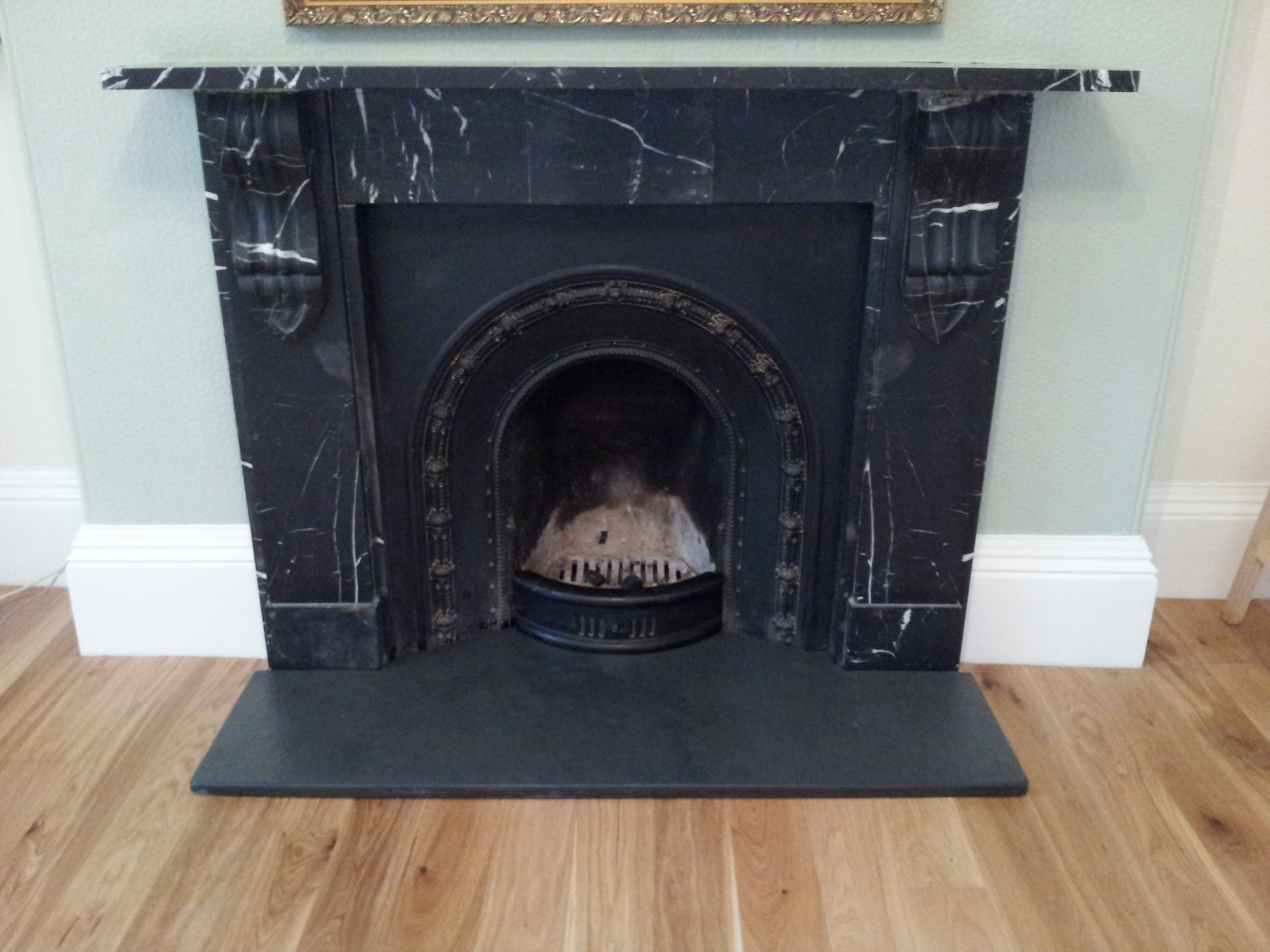 Fireplace Hearths In Slate Pictures And Images