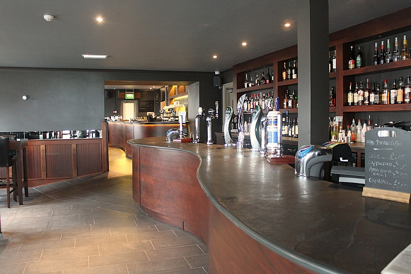 Photos Of Commercial Slate Work Tops Bar And Restaurant