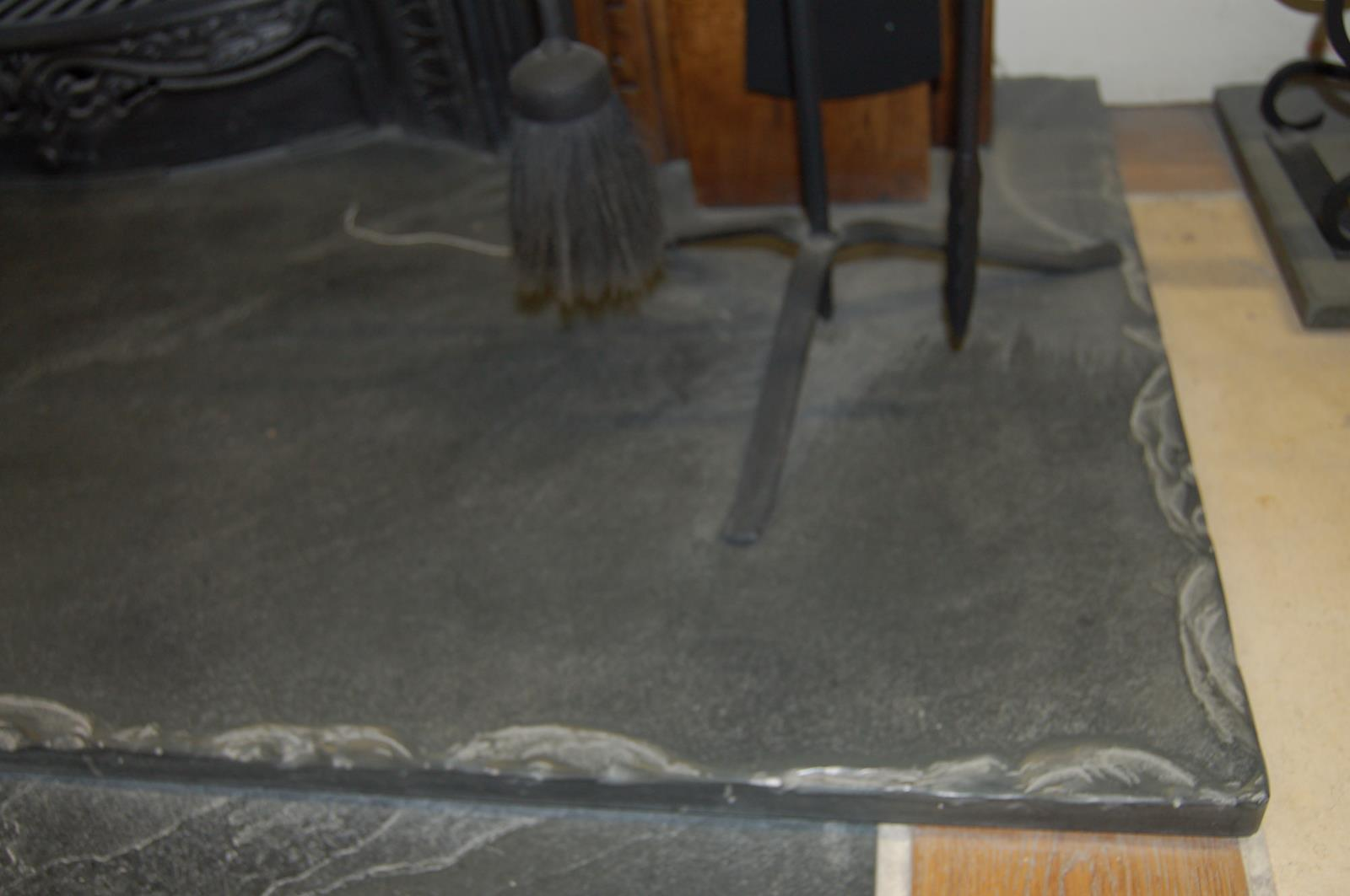 Fireplace Slate Hearth