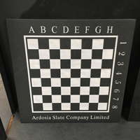 bespoke slate chess board