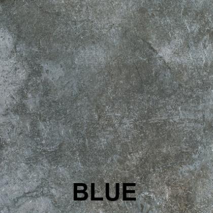 Blue porcelain paving