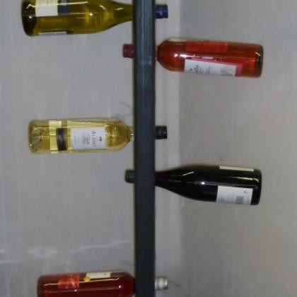Neck Hold 12 Bottle Rack