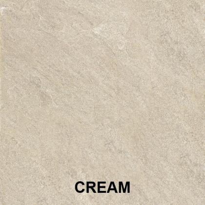 Pietra cream porcelain paving
