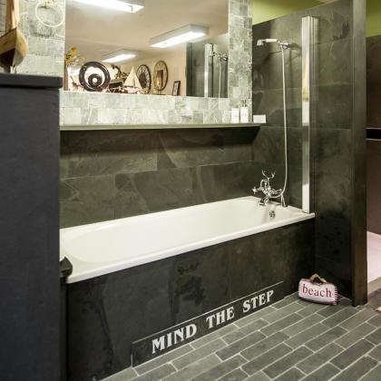 Bathroom Wall Slates