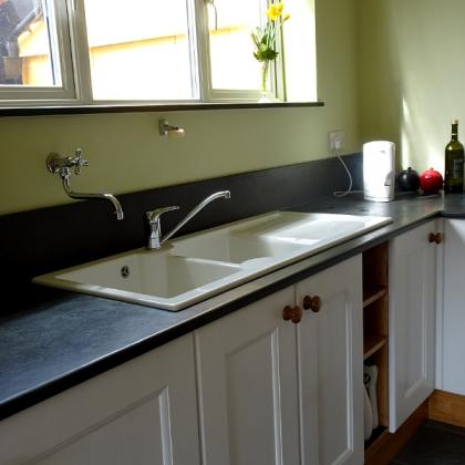 inset sink slate surround