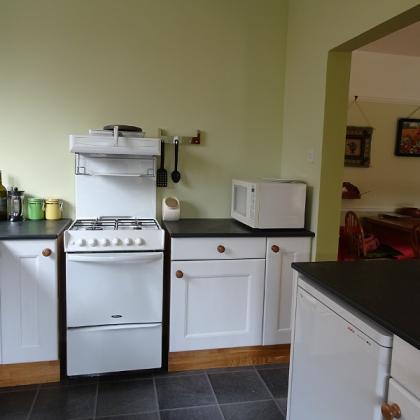 Retro kitchen fit