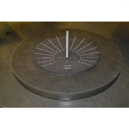 Circular Sundial
