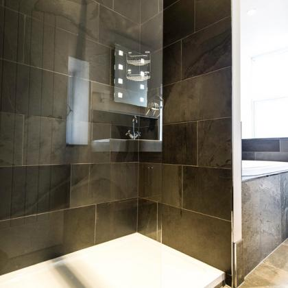 Shower Area Tiles