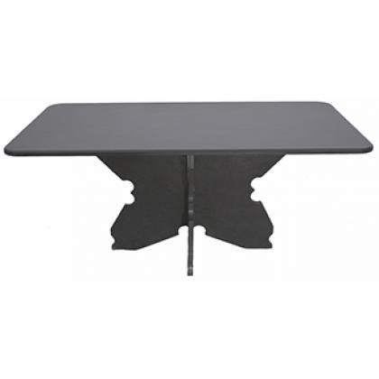 2000 x 1000mm x 25mm thick All Slate Table