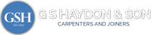 G S Haydon Carpenters and Joiners Devon