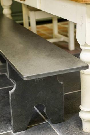 Slate Bench Seat
