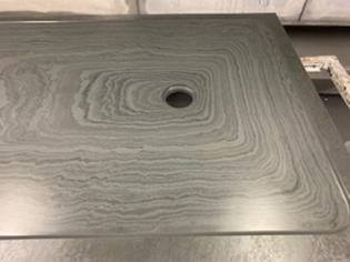 bespoke shower trays from Ardosia Slate