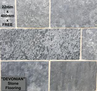 Devonian Stone Paving