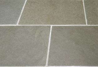 riven limestone floor tiles from Ardosia